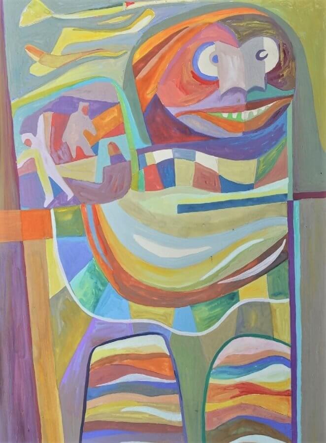 Świnoujście. Promenada Zdrowia. Powstają mozaiki obrazów świnoujskich artystów.