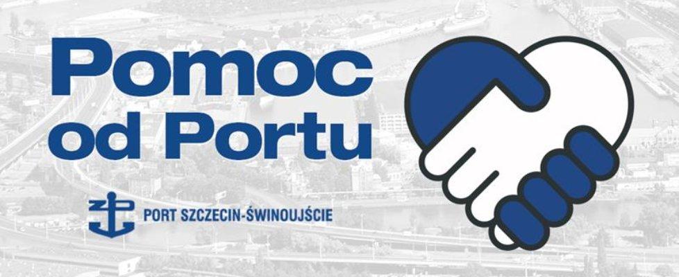 Zarząd Morskich Portów Szczecin i Świnoujście SA niestrudzony w walce z pandemią.