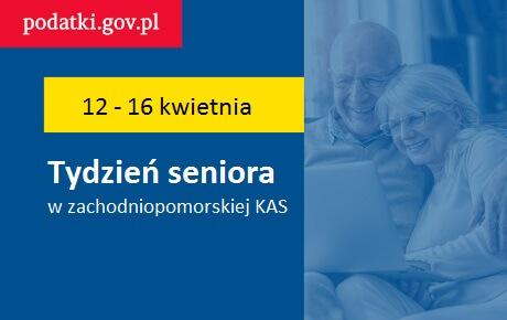 Kolejny Tydzień dla Seniora w zachodniopomorskiej Krakowej Administracji Skarbowej.
