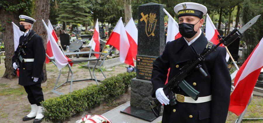 Świnoujście. 76. Rocznica zakończenia II wojny światowej w Europie.