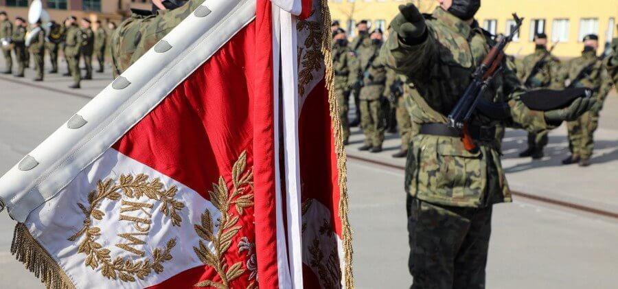 Świnoujście. Przysięgi wojskowe w 8. Flotylli Obrony Wybrzeża.