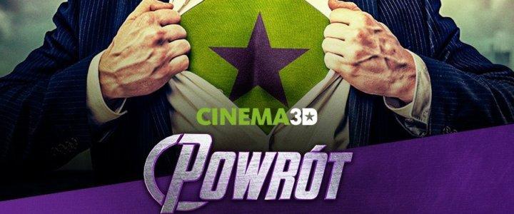 Świnoujście. 28 maja Cinema3D przywita widzów bogatym repertuarem filmowym!