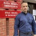 Nowy Komendant Straży Miejskiej w Świnoujściu.
