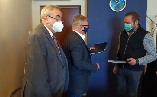 Świnoujście Umowa podpisana, nowoczesna i ekologiczna kotłownia na Terminalu Promowym Świnoujście jeszcze w tym roku.