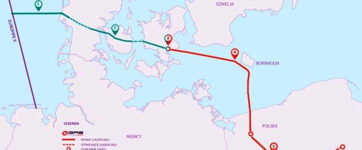 GAZ-SYSTEM porozumiał się z armatorami i organizacjami rybackimi w sprawie gazociągu podmorskiego Baltic Pipe.