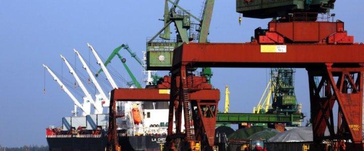 Porty w Szczecinie i Świnoujściu odrabiają straty po pandemii, w kwietniu przeładunki w górę o prawie 18 procent.