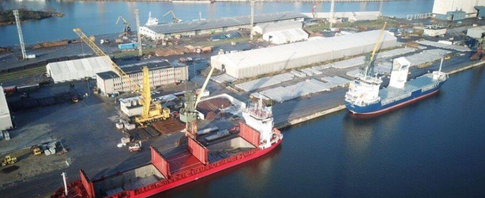 W portach Szczecin-Świnoujście cztery firmy chcą modernizować infrastrukturę techniczną.