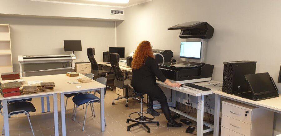Biblioteka Główna Zachodniopomorskiego Uniwersytetu Technologicznego w Szczecinie wzbogaciła się o nowoczesną aparaturę.