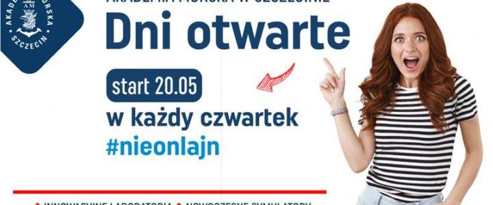 Akademia Morska w Szczecinie. Zapraszamy na spacer niewirtualny.