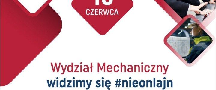 Akademia Morska w Szczecinie. Dzień otwarty nieonlajn - spotkanie z Wydziałem Mechanicznym.