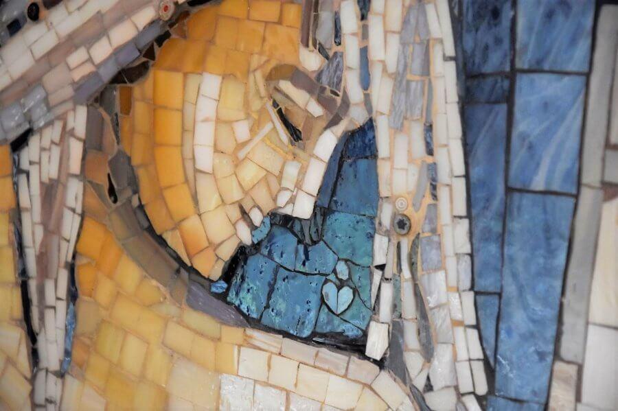 Świnoujście. Zobacz, jak powstają mozaiki na Promenadę Zdrowia.