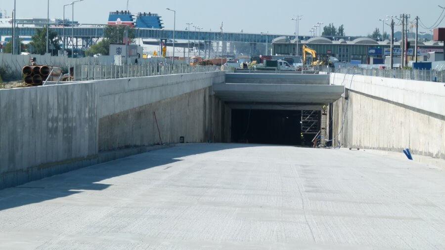 Świnoujście. Budowa tunelu. Do mety pozostało niespełna 30 metrów!