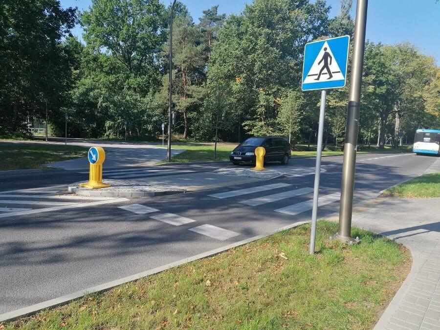 Świnoujście. Konsultacje TWÓJ RUCH. O bezpieczeństwie na świnoujskich drogach.