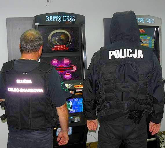 Hazard pod kontrolą