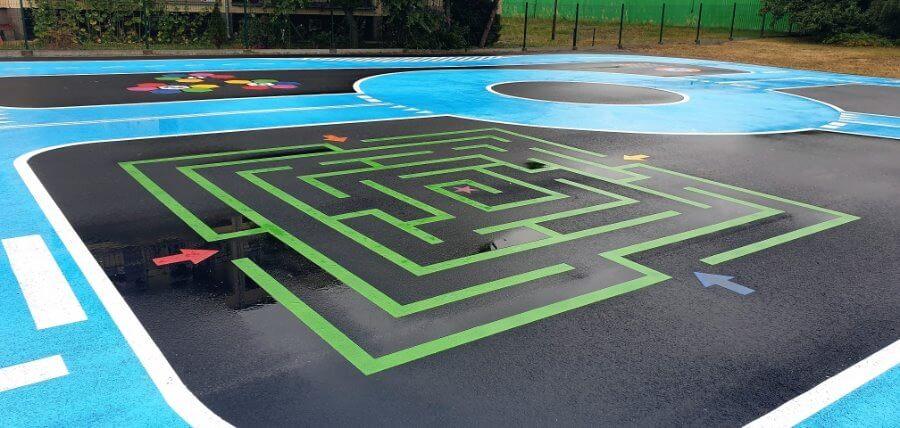 Świnoujście. Nowe miasteczko ruchu drogowego. Dla uczniów i przedszkolaków