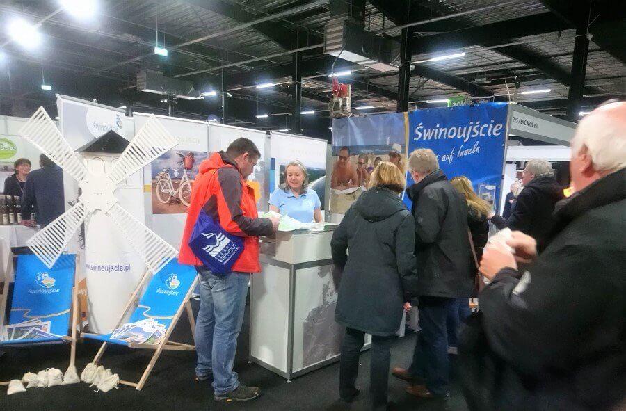 Świnoujście – już po raz trzeci jako jedyne polskie stoisko na targach turystycznych w Kalkar w Nadrenii Północnej Westfalii