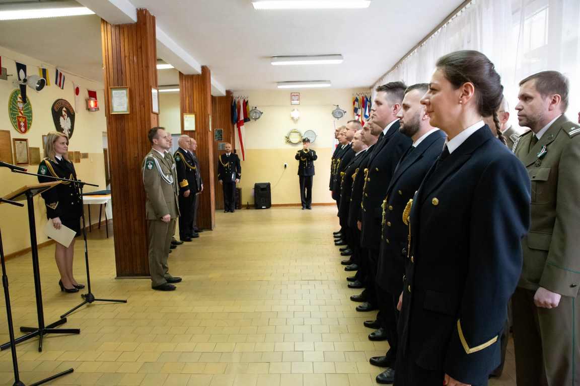 Uroczystości 100. rocznicy odzyskania niepodległości w Świnoujściu