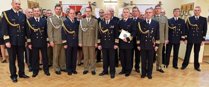 Pożegnania ze służbąw Morskim Oddziale Straży Granicznej
