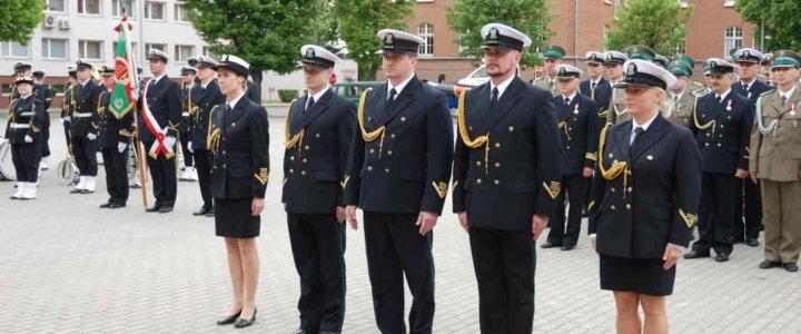 28. rocznica powstania Straży Granicznej w Morskim Oddziale Straży Granicznej