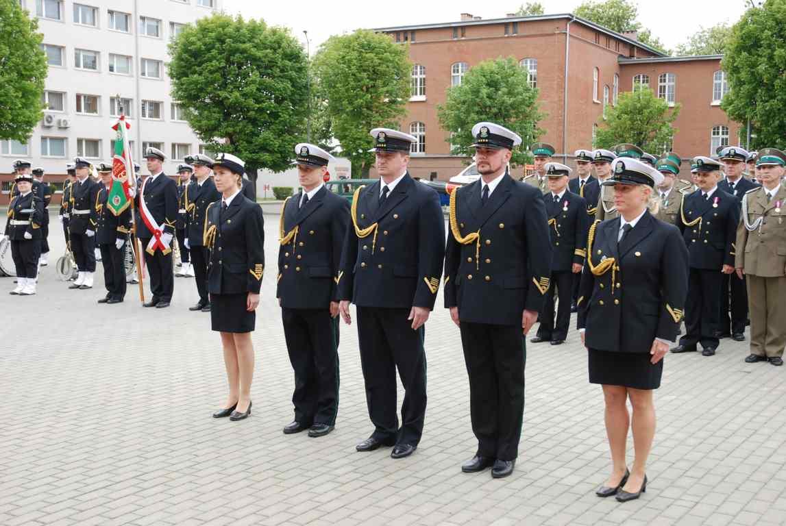 28. rocznica powstania Straży Granicznej w MOSG