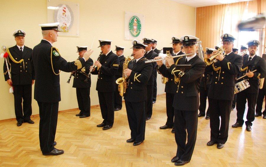 Świnoujście. Pożegnanie komendanta Pomorskiego Dywizjonu Straży Granicznej.