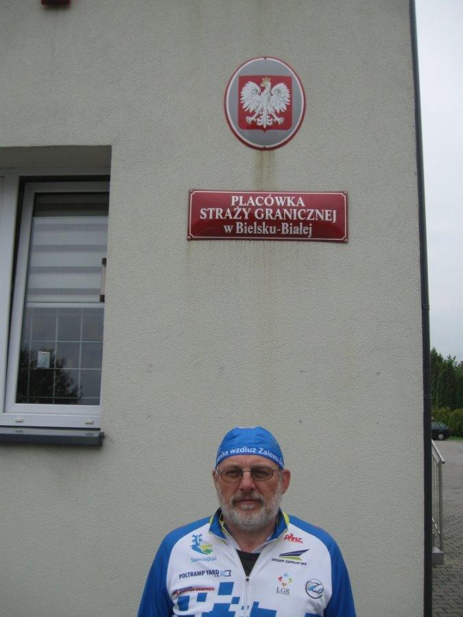 Świnoujście. Rowerem dookoła Polski.