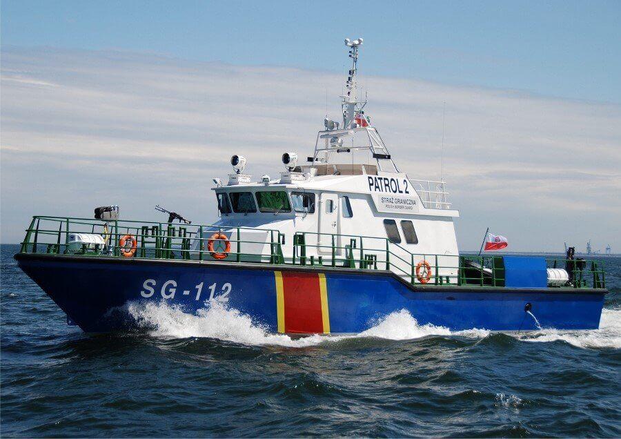 Przepełnione jednostki na Bałtyku musiały powrócić do portów