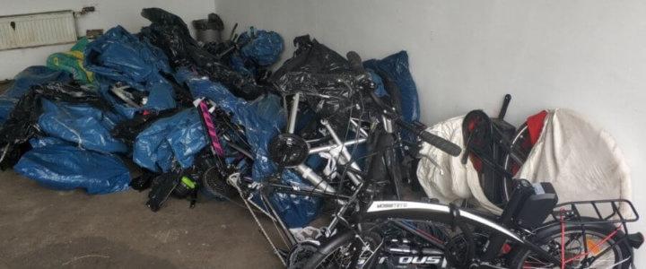 Świnoujście. Przewoził kradzione rowery i obiecywał pieniądze.