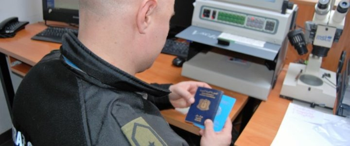 Świnoujście. Fałszywy paszport i prawa jazdy.