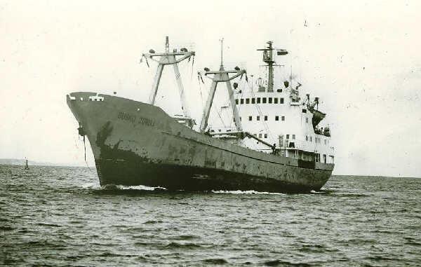 34 lata temu zatonął Busko Zdrój. Marynarze jeden po drugim umierali w lodowatej wodzie