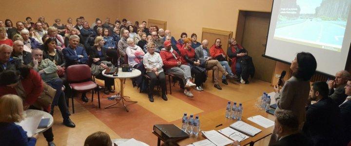 Świnoujście. Zebranie wyborcze Zarządu Osiedla Warszów.