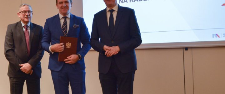 Akademia Morska w Szczecinie w Polskiej Komisji Akredytacyjnej!