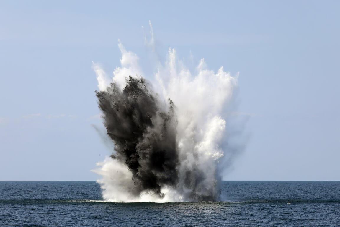 Świnoujście. UWAGA. Informacja o akcji transportu i neutralizacji niewybuchów