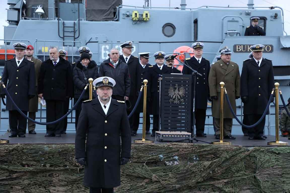 Świnoujście. 100. rocznica utworzenia Marynarki Wojennej (fotogaleria)