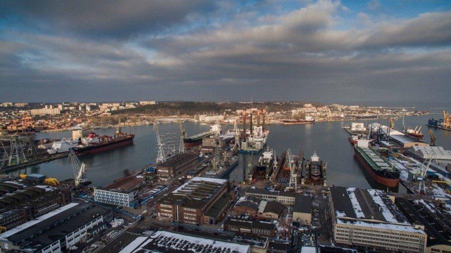 Pracowity miesiąc w SR Nauta w Gdyni. Zajęte są wszystkie doki (foto, wideo)
