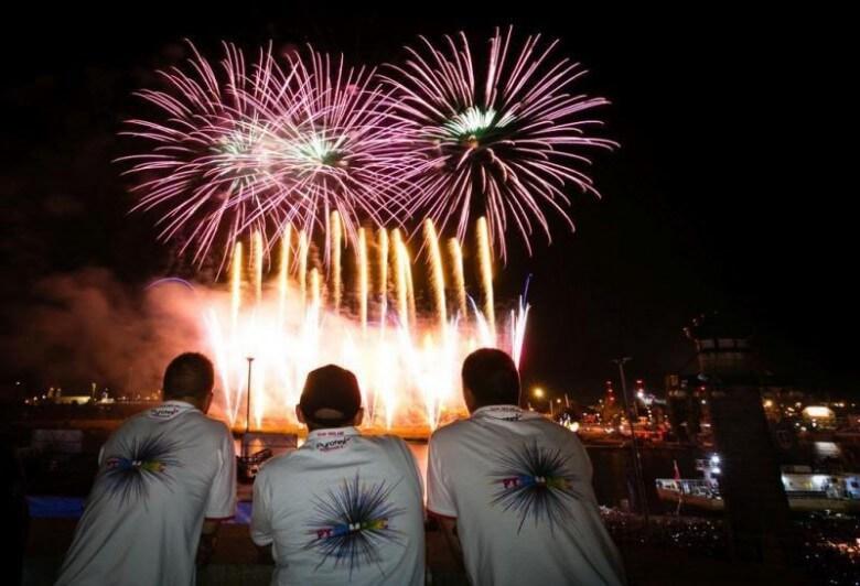 Szczecin: 12. Festiwal Pyromagic – 9 i 10 sierpnia