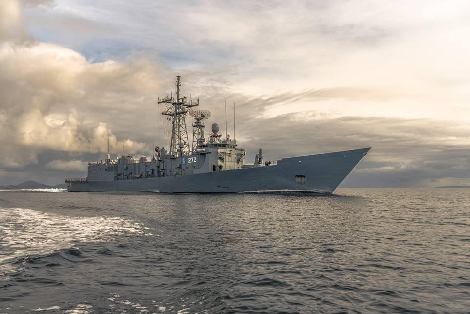 Fregata ORP Gen. Kazimierz Pułaski po 11 latach dołączy do Stałego Zespołu Okrętów NATO Grupa 1