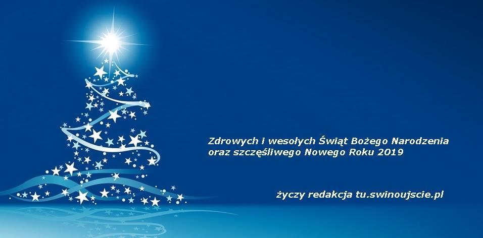 Zdrowych i wesołych Świąt Bożego Narodzenia życzy redakcja tu.swinoujscie.pl