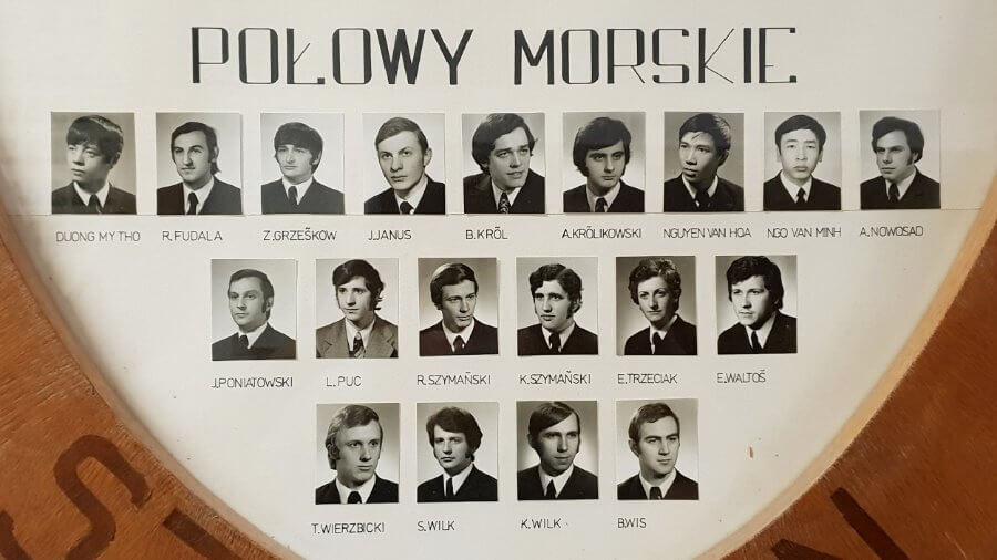 Akademia Morska w Szczecinie. Odwiedził swoją drugą ojczyznę.