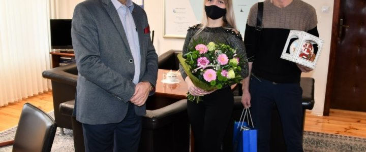 Rodzina repatriantów z Kazachstanu zamieszkała w Świnoujściu.