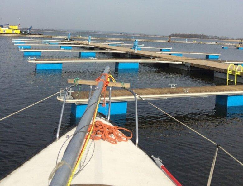 W Szczecinie otwarto port jachtowy