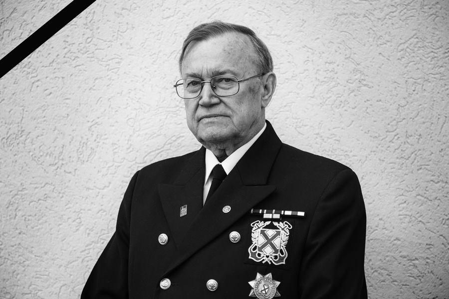 Nie żyje kpt. ż.w. Janusz Charkiewicz