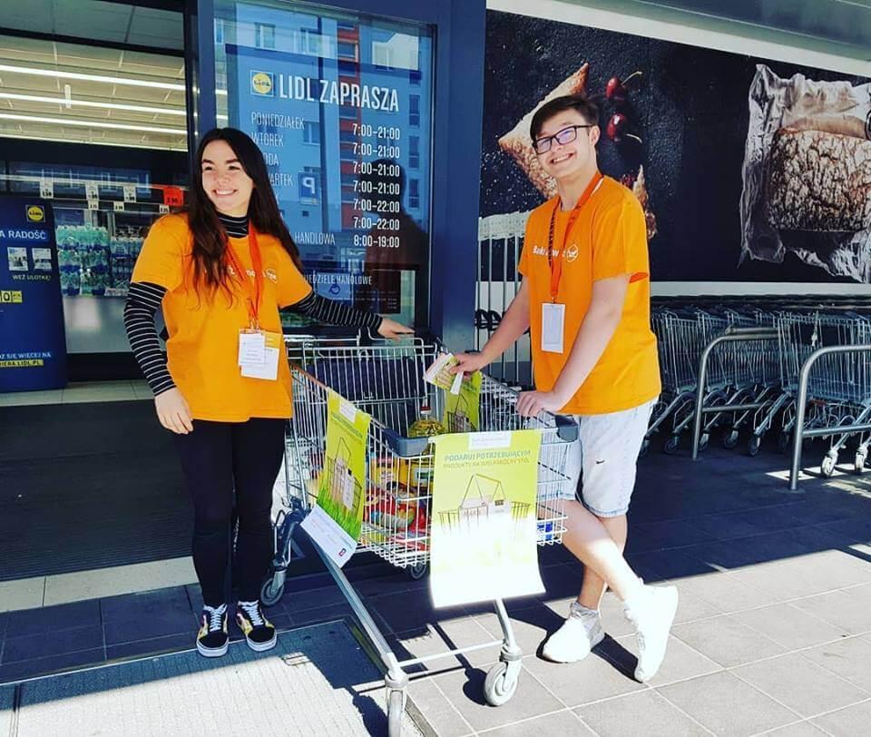 Międzyzdroje. Młodzi wolontariusze są przykładem pozytywnego działania i niesienia pomocy tym, którzy jej potrzebują