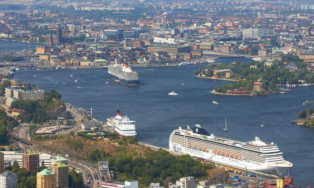 Konwencja MLI a marynarze pracujący u szwedzkiego armatora w roku 2019