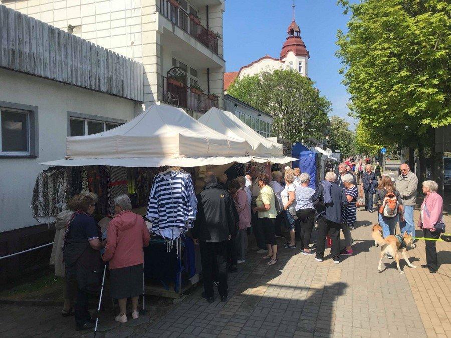 Świnoujście. Handel przy ulicy Żeromskiego. Jest reakcja prezydenta miasta na wniosek branży turystycznej