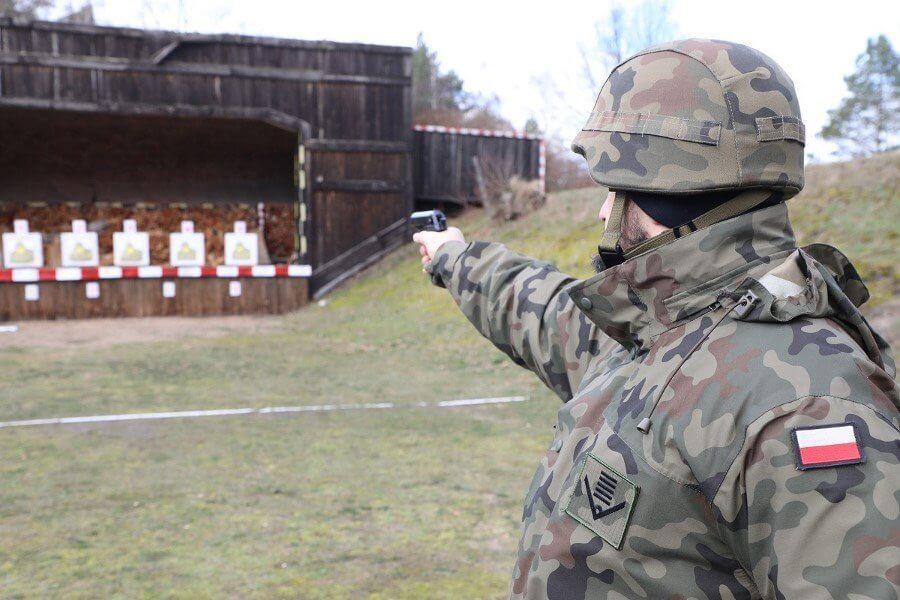 Świnoujście. Mistrzostwa 8.FOW w strzelaniu