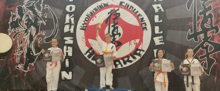 Świnoujście. Doskonały start naszych zawodników na Kyokushin Chalenge w Szczecinie