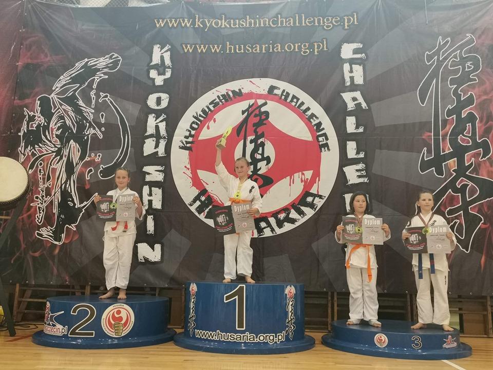 Świnoujście. Doskonały start naszych zawodników na Kyokushin Chalenge w Szczecinie – wyniki (fotogaleria)