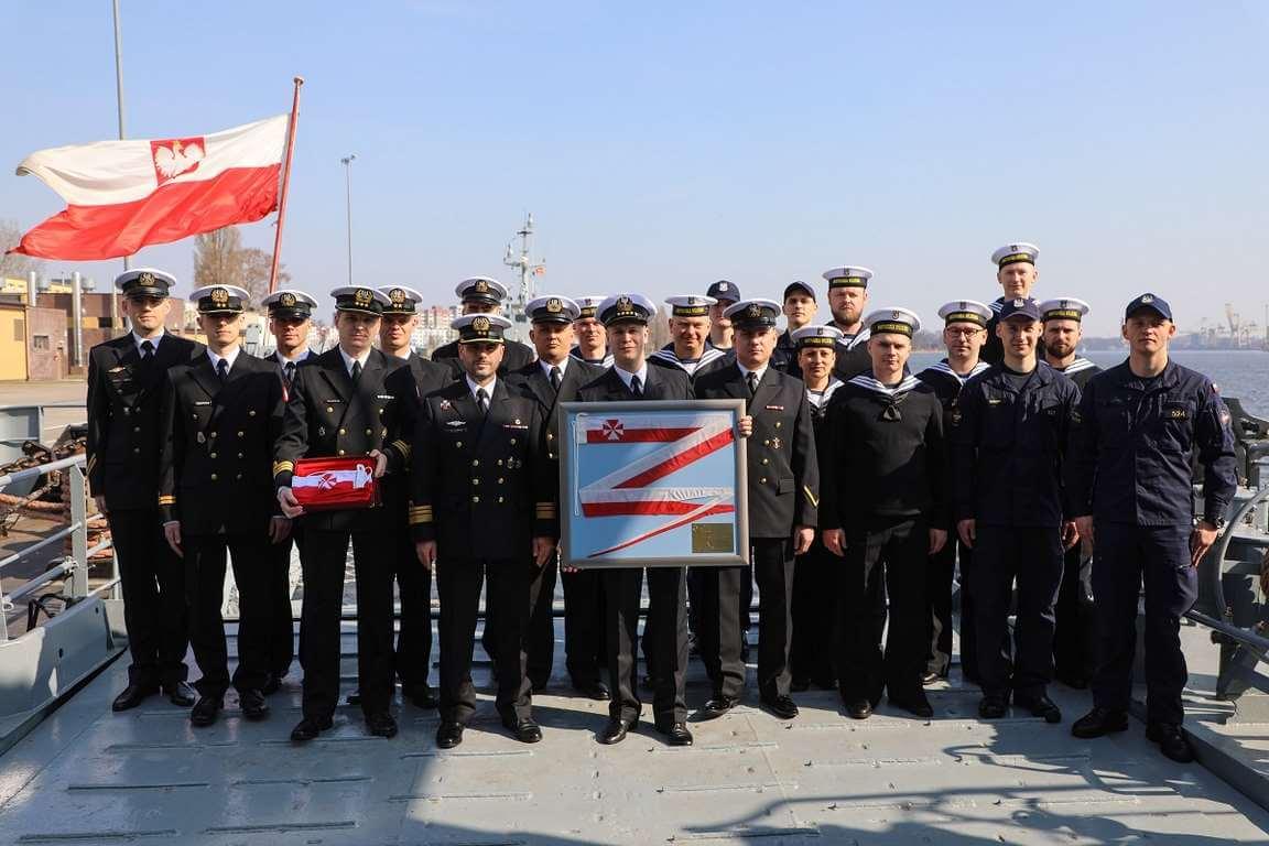 Świnoujście. Zmiany dowódców na ORP Gniezno i ORP Lublin (fotogaleria)