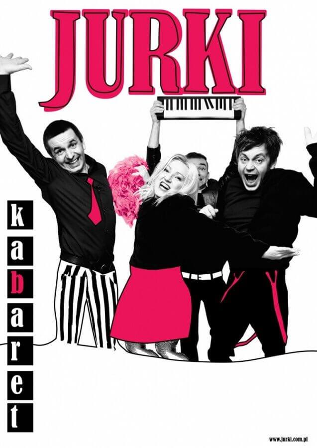"""Gryfice. """"Kabaret Jurki - Last minute""""."""
